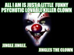 Clown Meme - meme creator evil clown 123 meme generator at memecreator org