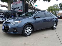 2014 Toyota Corolla Roof Rack by Used Toyota For Sale In Austin Tx Nyle Maxwell Family Of