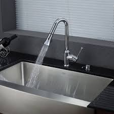 Bronze Faucet With Stainless Steel Sink Kitchen Bronze Faucets Pull Down Kitchen Faucet Black Stainless