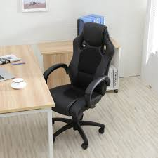 white desk chair no wheels best place to buy office chairs typist