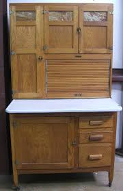 Kitchen Display Cabinets Vintage Kitchen Hoosiers Antique Oak Kitchen Maid Hoosier
