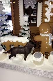 kris kardashian home decor this photo of khloe kardashian u0027s gingerbread house shows the