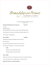 free catering business plan template specials menu template proof
