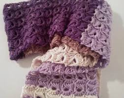 broomstick lace infinity scarf lace infinity scarf etsy