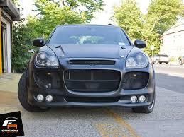 porsche cayenne headlights porsche cayenne techart front bumper sarona headlight trim bezels