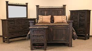 rustic bedroom sets dallas designer furniture las piedras rustic bedroom set
