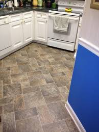 kitchen sheet vinyl kitchen flooring with look