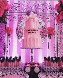 Victoria Secret Bedroom Theme Cupcake Table Https Www Etsy Com Listing 174556717 Custom