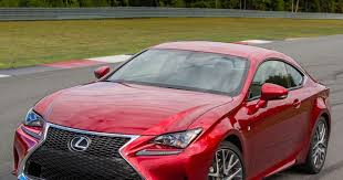 2015 lexus rc 350 ny daily news