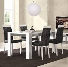 contemporary dining room table luxury black modern dining table ideas survivedisxmas com