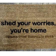 top doormats of 2012 damn good doormats