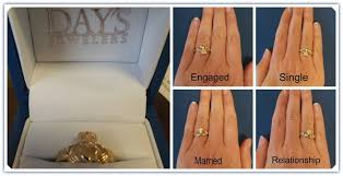 what to do with wedding ring wedding rings engagement ring and wedding band widow ring