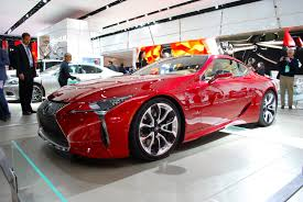 lfa lexus red lexus lc 500 finally a replacement for the lfa sort of