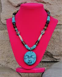 pink turquoise necklace images Necklace n11000 pink pineapple designs png