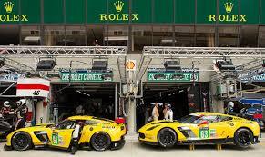 two corvettes corvette racing at le mans two corvettes confirmed for june race