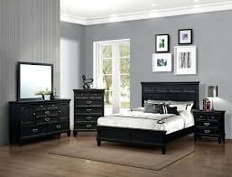 pretty black bedroom sets king large size of sets clearance black