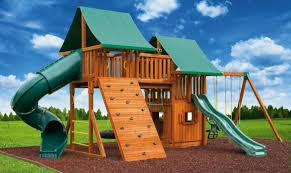Best Backyards The 15 Best Swing Set With Bridge Building Plans Online 27630
