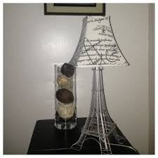 Large Eiffel Tower Statue Diy Lamp Eiffel Tower With Lampshade My Little Apartment