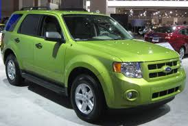 Ford Explorer Green - file 2011 ford escape hybrid 2011 dc jpg wikimedia commons