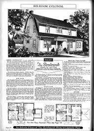 Dutch Colonial Floor Plans Homes Index