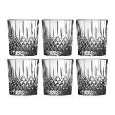 buy royal doulton earlswood tumbler glasses set of 6 amara