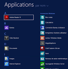 application bureau windows 7 windows 2012 r2 do not programs applications on menu xenapp