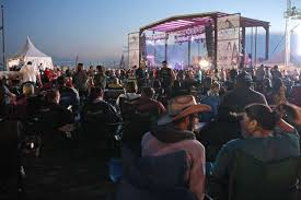 west texas country music festival crude fest leads to drunk man