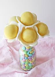 cake pop bouquet how to make easy flower cake pops cakejournal