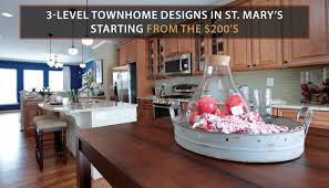 townhome designs townhomes