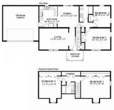 cape cod home floor plans second addition floor plan l 8547a3171e8e834a gif 505 421