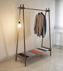 coat hanger floor bedroom minimalist glove large racks for hanging