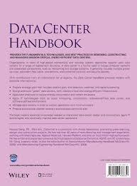 data center handbook amazon co uk hwaiyu geng 9781118436639 books