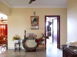 Interior Design Mandir Home 3 Bhk High Rise Apartment For Rent In Rudra Heights Kalina Mumbai