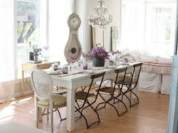 dining room end chairs shabby chic style dining room by means of
