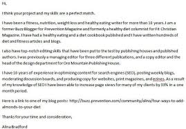 avid video editor cover letter