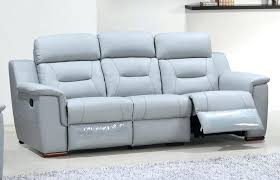 Leather Reclining Sofa And Loveseat Brown Leather Reclining Sofa And Loveseat Simmons Grey Recliner