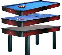 pool and air hockey table pool tables and air hockey combination 3 in 1 revolver pool air