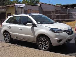 renault koleos renault koleos specs and photos strongauto