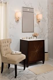 28 best ann sacks tiles images on pinterest bathroom ideas ann sacks azure custom cherry tree glass mosaic with kelly plumbing counterpoint vanity with starburst marquetry medicine cabinet rock crystal wall sconce