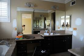 Before And After Bathrooms Master Bathroom Remodel Before And After Pink Peppermint Design