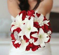 Red And White Centerpieces For Wedding by 38 Best Red Black And White Centerpieces Images On Pinterest