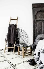 Black White Interior by 50 Best Boho Black U0026 White Images On Pinterest Home Spaces And