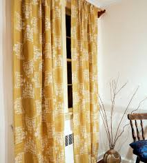 Mustard Colored Curtains Inspiration Mustard Curtains Curtains Ideas
