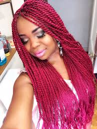 Different Shades Of Red All Hair Makeover Different Shades Of Red Twist