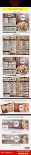498 best food menu print templates psd images on pinterest