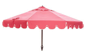 Patio Umbrellas With Stands Pink Patio Umbrellas Inspirational At Phoebe Scallop Edge Patio