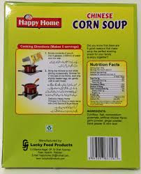 Happy Home Products Happy Home Chinese Corn Soup Mix Desi Super Market