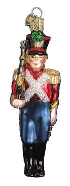 world ornaments soldier 44009