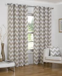 Yellow Curtains For Nursery by Curtains Fill Your Home With Pretty Chevron Curtains For