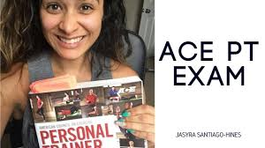 ace personal trainer exam study tips youtube